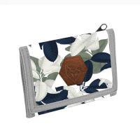Peňaženka OXY SPORT Melange Flowers