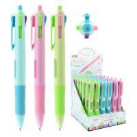 4-szín toll  M&G Pastel 1.0 mm