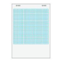 Flipchart papír, négyzethálós 80g, 680x990mm, 20 lapos