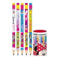 ceruza gumis - mix Minnie