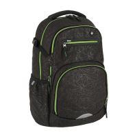 Študentský batoh STINGER 11, čierny
