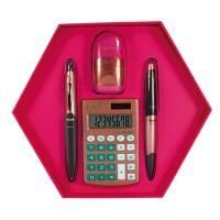 Darčekový set MILAN COPPER, ružový