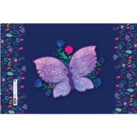 Podložka na stôl 60 x 40 cm Butterfly