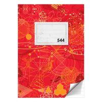 Füzet A5, 40 lapos -vonalas 544