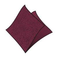 Szalvéta 1-rétegű, 33 x 33 cm bordó[100 db]