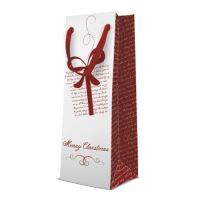 Bortasak Letters Gift Bottle, -12x37x10 cm