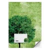 Füzet A4, 20 lapos - kockás 425