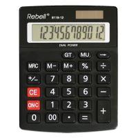 Számológép asztali REBELL RE-8118-12 BX