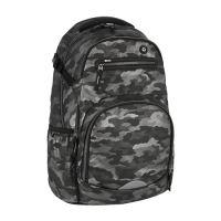 Študentský batoh STINGER 10, šedý