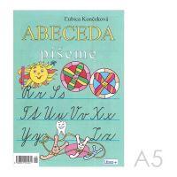 Kiestő A5 Litera - Ábécé 3