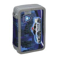 Peračník 3-poschodový/plný, 3D Police
