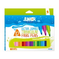 Jumbo 12 Color Junior