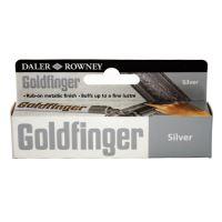 DR Goldfinger ezüst képkeretjavító