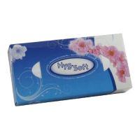 Kozmetikai papír zsebkendő 2-rétegű dobozban /150 db/