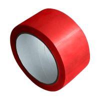 Ragasztó szalag piros 66 m x 48 mm [1 db]
