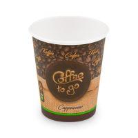 Papír pohár Coffee to go 280 ml XS /50 db/