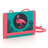 Detská peňaženka Flamingo