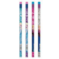 Ceruzka s gumou Frozen, mix/1ks