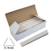 Iratsínek Relido 3-6 mm fehér