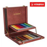 60 db színesceruza készlet STABILO CarbOthello fa dobozban