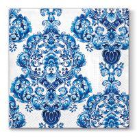 Szalvéta PAW L 33x33cm Porcelain Ornament