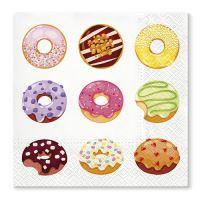 Szalvéta TaT 33x33cm Tasty Donuts