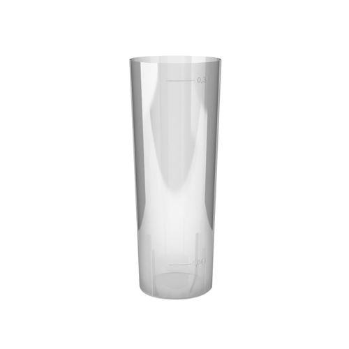 Pohár üveghatású Longdrink 4 cl/0,3 l, 10 db