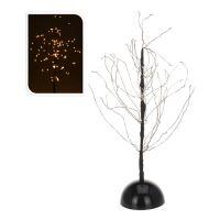 Stromček - svietiaci 112 LED teplá biela, 35 cm