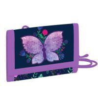 Detská peňaženka Butterfly