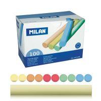 Kréta MILAN kerek színes 100 db