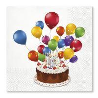 Szalvéta TaT 33x33cm Sweet Cake