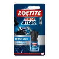 Pillanatragasztó LOCTITE Super ATTAK Brush 5g