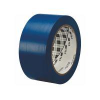 Ipari jelzőszalag, 50 mm x 33 m, 3M, kék