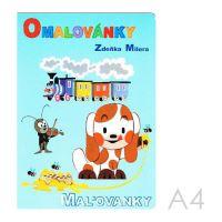 Kifestő A4 Akim - Z. Milera
