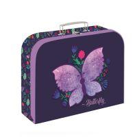 Kufrík Lamino 34 cm Butterfly