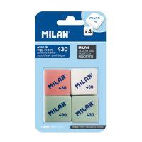 Náhradné gumy MILAN 430, sada 4 ks