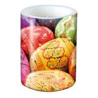 Sviečka Lampión Coloured Eggs