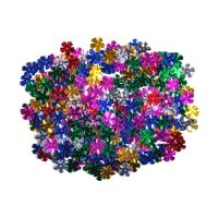 Dekoráció  virágok mix szín 13 mm 14 g
