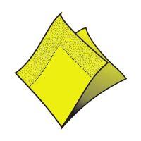 Szalvéta 2-rétegű, 33 x 33 cm pisztácia [50 db]