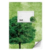 Füzet A5, 60 lapos - kockás 565