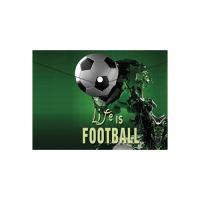 Irattartó PP patentos A5, Football