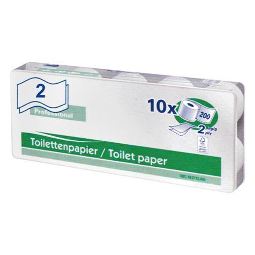 toalettpaír Harmony 2-rétegü,10 drb/csomag