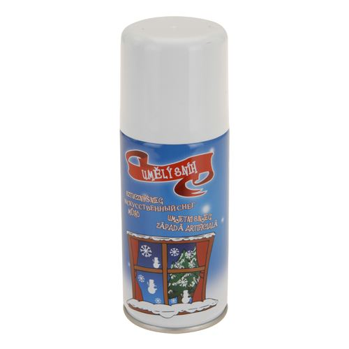 Karácsonyi szprej 150 ml - fehér hó