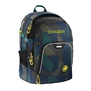 Školský ruksak Coocazoo Rayday, POLYGON BRICKS
