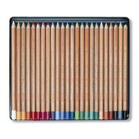 Kréta por ceruzka KOH-I-NOOR színben, 24 db készlet