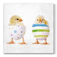 Szalvéta PAW L 33x33cm Chick Fashion