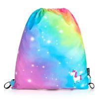 Vrecko na prezuvky OXY STYLE Rainbow