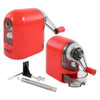 Asztali reszelő - mechanikus, piros