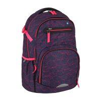Študentský batoh STINGER 12, fialový
