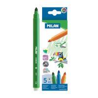 Filctoll MILAN 0,5mm - készlet 5db kerek